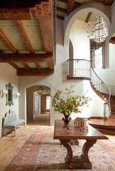 Tuscan rustic