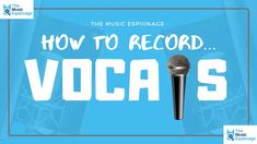 Full lesson on how to record vocal within the studio! Soul Artists, Singing Tips, Recording Studio, Music Education, Tech, Popular, Reading, Music Ed, Technology