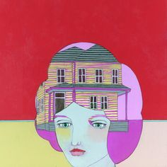 art print - limited edition giclee- Shut In