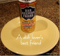 how to bring stove plates clean