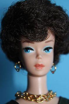 Vintage Barbie Bubble Cut Completely Original-no touch ups.