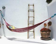 Hamacas, las reinas del verano | Decorar tu casa es facilisimo.com