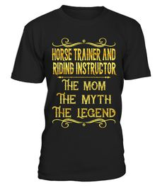 Horse Trainer And Riding Instructor