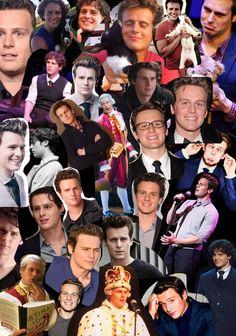Cast Of Hamilton, Hamilton Musical, Hamilton Lin Manuel, Lin Manuel Miranda, Jonathan Groff Glee, Jonathon Groff, Hamilton Wallpaper, Andrew Rannells, Most Beautiful Man