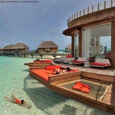 Club Med Kani - Maldives Islands -  read more at http://destinations-for-travelers.blogspot.com.br/2013/02/club-med-kani-ilhas-maldivas.html