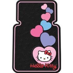 Officially Licensed Hello Kitty Floor Mats - Set of 2 $22.96