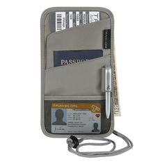 Travelon Passport Holder, Other Clrs