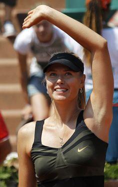 Only Celebrity Armpits Yuri, Maria Sharapova Photos, Tennis Players Female, Celebs, Celebrities, Underarm, Captain Hat, Crushes, Feminine