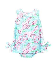 Lilly Pulitzer Baby Lilly Infant Shift Dress