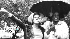 Laverne Cox, Candis Cayne & More on Marsha P. Johnson and Sylvia Rivera . Vine Logo, Sylvia Rivera, Logo Tv, Laverne Cox, Canada Online, Genderqueer, Online Pharmacy, Together We Can, Celebrity Look