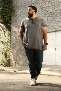 Fashion tips Plus Size Men - Conseil Mode Homme grande taille - pants - jeans - overalls - short - pantalon - bermuda - costume - suit - salopette - chino