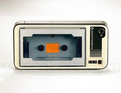An iPhone 4 circa 1982