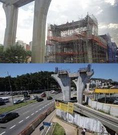 Pregopontocom Tudo: Haddad rebate Doria e chama monotrilho de desastre urbanístico...