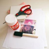 Dessous de verre personnalisés avec vos photos