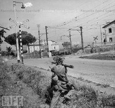 ROMA VIA CASILINA 1944