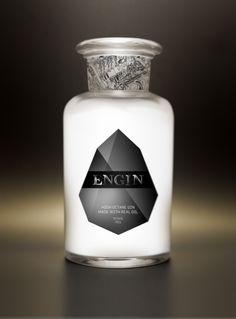 #Gin #BottleDesign #Packaging