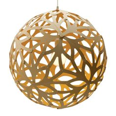 Bamboo Floral Light