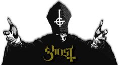 An interview with A Nameless Ghoul for Planet Rock radio in which this particular ghoul discusses musical and personal influences, the aesthetic of the band . Ghost Logo, Rock Radio, Ghost Bc, Band Logos, Planets, Interview, Darth Vader, Batman, Superhero