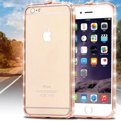 Price: US $ 6.06/piece Buy 2 pcs immediately get 30% discount  Free shipping to Worldwide  Rhinestone Diamond Aluminum Metal Frame Bumper For iPhone 5S/6/6plus  Color:1.Rose Gold 2.Silver 3.Golden ~~~~~~~~~~~~~~~~~~~~~~~~~~~~~~~~~~~~~~~~~~ If you like it, please contact me: Wechat: 575602792  Whats App: 13433256037  E-mail: woxiansul@live.com