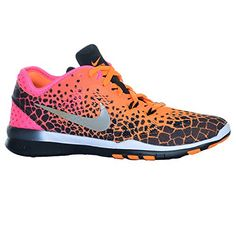 new product 95a01 002d4 Nike Womens Free 5.0 TR Fit 5 PRT 7 Black