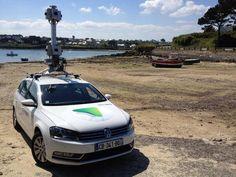 La MappyCar dans le Finistère