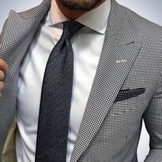 Men's Tie Inspiration #3 | MenStyle1- Men's Style Blog