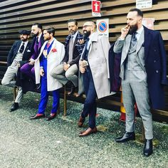 Strike a pose! #pittiuomo #pu93 #PittiLiveMovie #pittipeople #pittimmagine #florence #firenze #CollezioniSportAndStreet #CollezioniUomo #fashion #menswear #stylenotes #trends #fashiontrends #bestylish #mensfashion #menstyle @pittimmagine via COLLEZIONI MAGAZINE official Instagram - #Beauty and #Fashion Inspiration - Beautiful #Dresses and #Shoes - Celebrities and Pop Culture - Latest Sales and Style News - Designer Handbags and Accessories - International Advertising Campaigns - Gifts and…