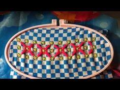 - 14 bordado español con cony - YouTube