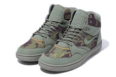 STUSSY x NIKE SKY FORCE 88 MID (SPECIAL FORCES)