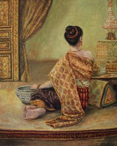 Aesthetic Art, Aesthetic Pictures, Cambodian Art, Hippie Painting, Indonesian Art, Thai Art, Chinese Art, Asian Art, Picture Wall