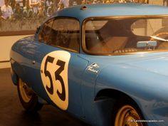 Voiture ancienne_Musée national de l'automobile_Mulhouse_Alsace