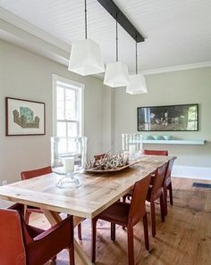 FARMHOUSE COLLINGWOOD   DINING ROOM  Design by Absolutely Inc  VIKI MANSELL