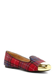 Carrini Cap Toe Loafer from HauteLook on shop.CatalogSpree.com, your personal digital mall.