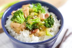Part sweet and part savory, this stir-fry dish is a cinch to make and will please any kids' picky palate.