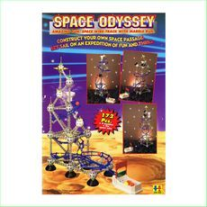 Space Odyssey Marble Run - Green Ant Toys Online Toy Store http://www.greenanttoys.com.au/shop-online/construction-toys/marble-runs/space-odyssey-172/