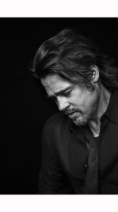 Brad Pitt, 2015 – London © Peter Lindbergh