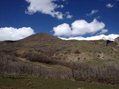Mt. Baldy at the base of Timpanogos