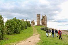 The ruins of the Montemor-o-Novo castle
