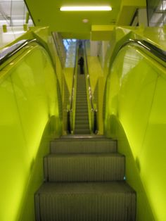 Seattle Public Library (interior)