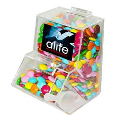 Pick N Mix Mini Sweet Dispensers Personalised Sweets, Pick And Mix, Favours, Sprinkles, Sweet Tooth, Treats, Messages, Candy, Mini