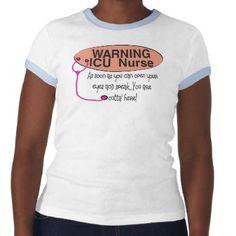 Warning ICU Nurse