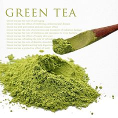 Green Tea Extract can help people relieve fatigue, keep energetic and fight against aging, it's also a health diuretic. All of this makes green tea a popular tea in China and all over the world.