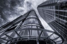 "London Docklands, buildings 2013-09-08 131206 by Andrea ""AnZanov"" Zanovello on 500px #silverefexpro #HDR #London"