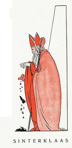 Rie Cramer Het jaar rond editie 1978 ill Sinterklaas | by janwillemsen