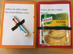 Geschenkideen: Wenn-Buch