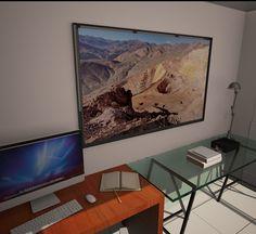 Área de Proyectos - Oficina Minera Tauro - Propuesta de Mobiliario