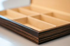 Wood & elegance @ Ennas packaging