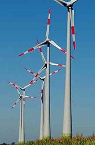The German company WPD from Bremen  is currently working on the new wind farm on Peljesac peninsula. On the slopes in vicinity of Ponikve the company is erecting nine (9) Enercon E70 turbines of the 2.3 MW class with a hub height of 64 meters, as well as seven (7) turbines of the same type with a hub height of 85 meters with the total output power of 34 MW (megawatts).