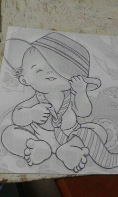 67 new Ideas baby drawing easy kids Art Drawings Sketches Simple, Girl Drawing Sketches, Doodle Art Drawing, Girly Drawings, Princess Drawings, Baby Drawing, Pencil Art Drawings, Cartoon Drawings, Indian Art Paintings