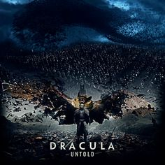 Artwork for Dracula Untold